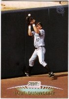 1999 Stadium Club #212 Todd Dunwoody