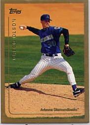 1999 Topps #261 Gregg Olson