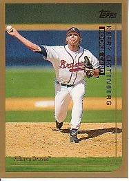 1999 Topps #368 Kerry Ligtenberg