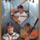 1999 Topps #426 M.Cuddyer/DeRosa/Hairston