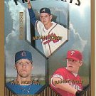 1999 Topps #428 M.Bowie/P.Norton RC/Wolf