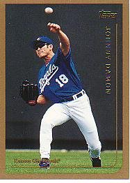1999 Topps #45 Johnny Damon