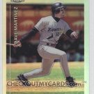 1999 Topps Chrome #107 Dave Martinez