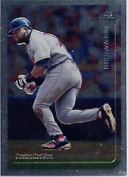 1999 Topps Chrome #65 Mo Vaughn