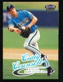 1999 Ultra #108 Craig Counsell