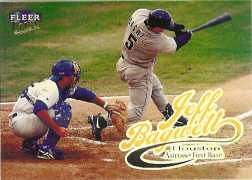 1999 Ultra #207 Jeff Bagwell