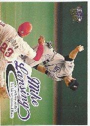 1999 Ultra #8 Mike Lansing