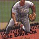 1999 Ultra The Book On #11 Scott Rolen