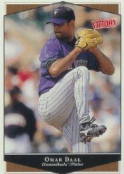 1999 Upper Deck Victory #25 Omar Daal