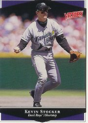 1999 Upper Deck Victory #390 Kevin Stocker