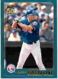 2001 Topps Traded #T82 Willis Roberts