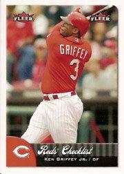 2007 Fleer #377 Ken Griffey Jr