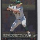 2007 Topps Chrome #137 Bobby Crosby