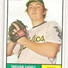 2010 Topps Heritage #177 Trevor Cahill