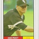 2010 Topps Heritage #56a Jake Peavy