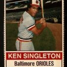 1976 Hostess #76 Ken Singleton