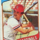 1980 Topps #321 Keith Hernandez