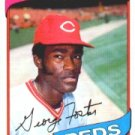 1980 Topps #400 George Foster