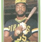 1981 Donruss #136 Dave Parker