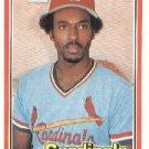 1981 Donruss #187 Garry Templeton