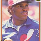 1982 Donruss #214 Tim Raines