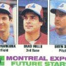 1982 Topps #118 Bryn Smith