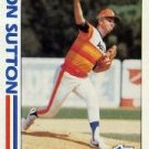 1982 Topps #306 Don Sutton SA