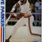 1982 Topps #41 Dave Parker SA
