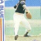 1982 Topps #431 Vida Blue SA