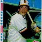 1982 Topps #552 Ken Singleton AS