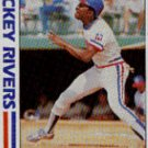 1982 Topps #705 Mickey Rivers SA