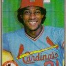 1983 Fleer #13 Tito Landrum