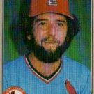 1983 Fleer #24 Bruce Sutter