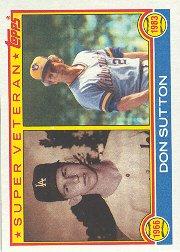 1983 Topps #146 Don Sutton