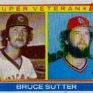 1983 Topps #151 Bruce Sutter