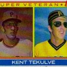 1983 Topps #18 Kent Tekulve