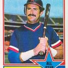 1983 Topps #392 Fred Lynn