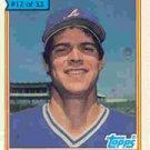 1984 Ralston Purina #12 Dale Murphy