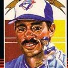 1985 Donruss #10 Willie Upshaw DK