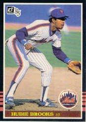 1985 Donruss #197 Hubie Brooks
