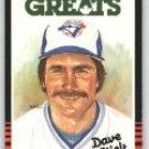 1985 Leaf/Donruss #251 Dave Stieb