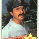 1985 Topps #707 Tony Armas