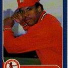 1986 Fleer #29 Cesar Cedeno