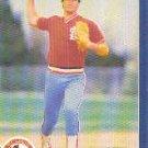 1986 Fleer #32 Danny Cox
