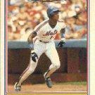 1986 Topps Glossy All-Stars #19 Darryl Strawberry