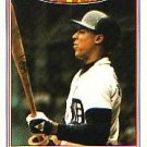 1986 Topps Glossy All-Stars #3 Lou Whitaker