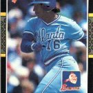 1987 Donruss #202 Rafael Ramirez