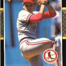 1987 Donruss #234 Ricky Horton