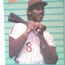 1988 Fleer All-Stars #10 Juan Samuel