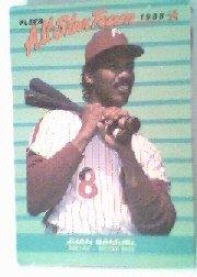 1988 Fleer All-Stars #10 Juan Samuel